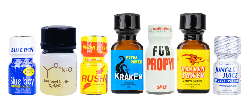 Poppers France